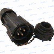 ВК-63-4В1К Вилка кабельная к разъему