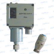 ДЕМ-102-2-01-1 Датчик-реле давления