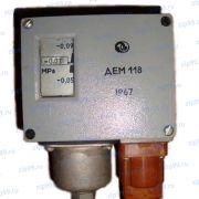 ДЕМ-118 Датчик-реле давления