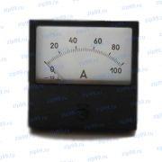 М42300 0-100 А Амперметр