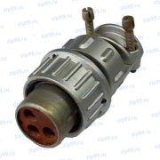 ШПЛМ-3 Разъем к вольтамперметрам ВА